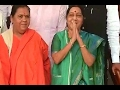 LS members welcome Sushma Swaraj, as she appears for first..