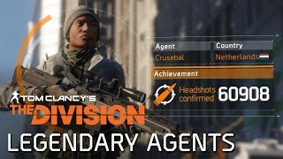 Tom Clancy's The Division - Legendary Agents Trailer