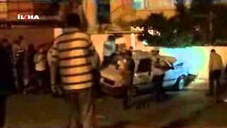 Manisa'da Tren kazası