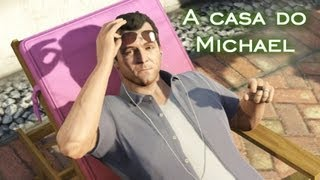 A Casa Do Michael GTA V [PT-BR]