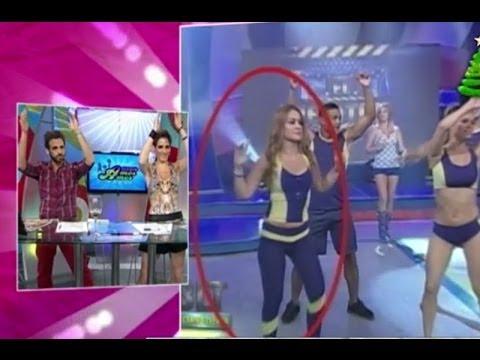 Gigi y 'Peluchín' comentaron sobre la forma de bailar de Lourdes Sacín