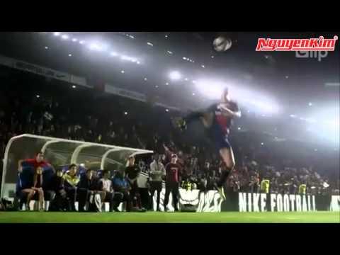 Quảng Cáo WorldCup 2014 hay nhất tôi được xem Neymar, CR7, Messi, Roney, Cùng 1 đội luôn!