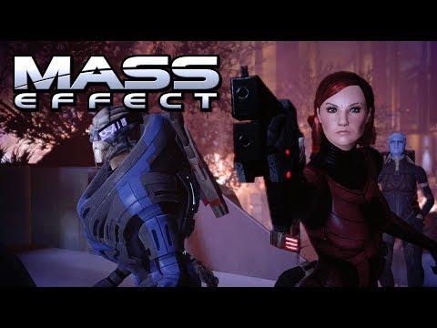 Mass Effect 1 Relaunch Trailer (FemShep)