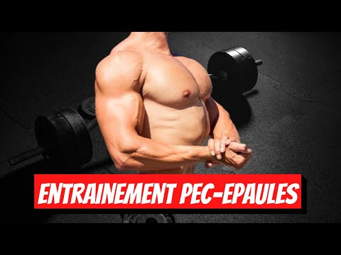 MUSCULATION PECTORAUX EPAULES (Motivation)