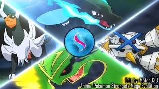 Strongest Mega Evolution - Pokemon Full AMV