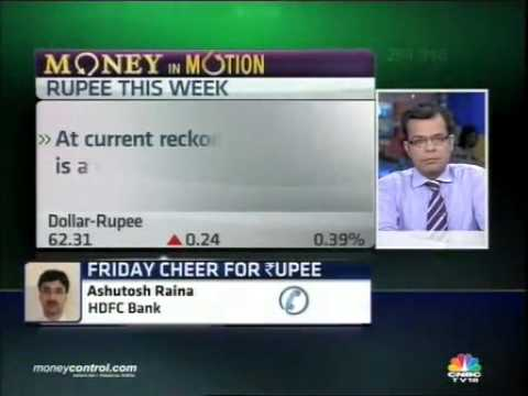 Tapering fear recurs, rupee may test 65/$: HDFC Bank