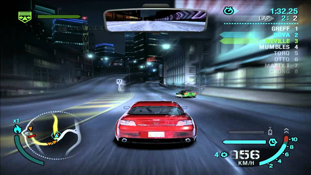 download need for speed carbon highly compressed pc