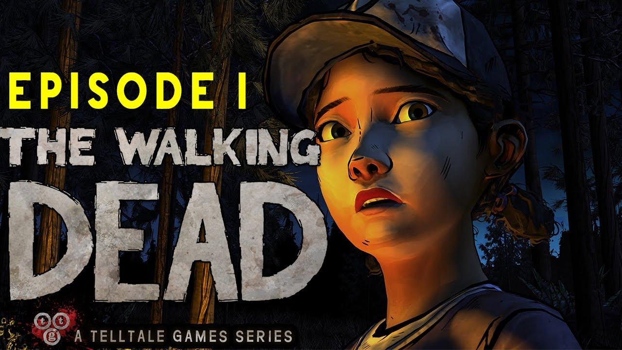 walking dead game season 1 walkthrough