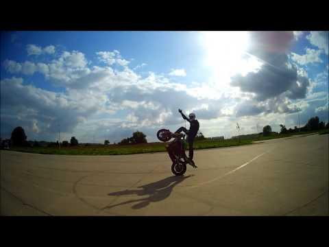 Hướng dẫn wheelie - bốc đầu cho pkl