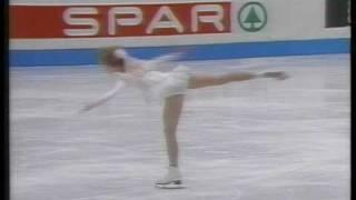 Oksana Baiul (UKR) 1993 World Figure Skating