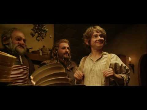 The Hobbit: An Unexpected Journey - Announcement Trailer (HD)