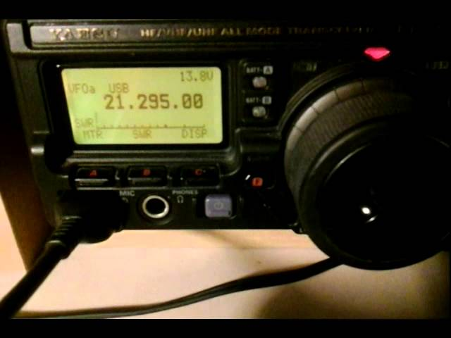 Laid back DX on 15m from ZL3LF