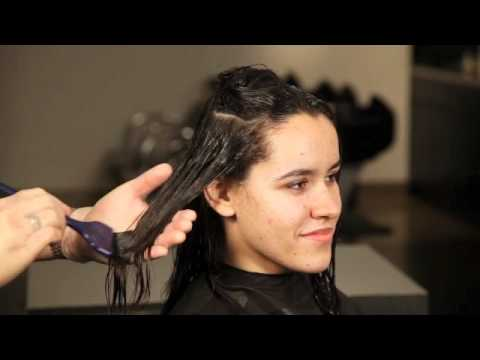 Quantum Keratin Smoothing Treatment Step-by-Step Video