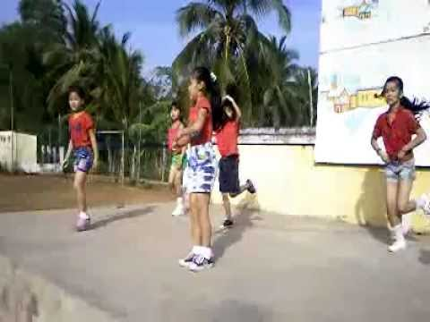 múa khúc nhạc giáng sinh