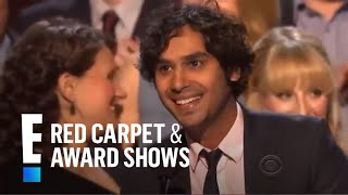 Video: People's Choice Awards 2014 Favorite Network TV Comedy