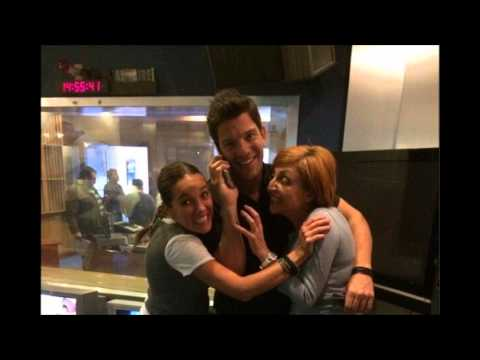 Yahir contando chistes con Fernanda Tapia y Paulina Greenham  por W Radio