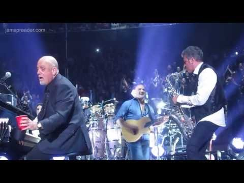 BILLY JOEL MSG 1/27/14 Scenes From An Italian Restaurant NYC