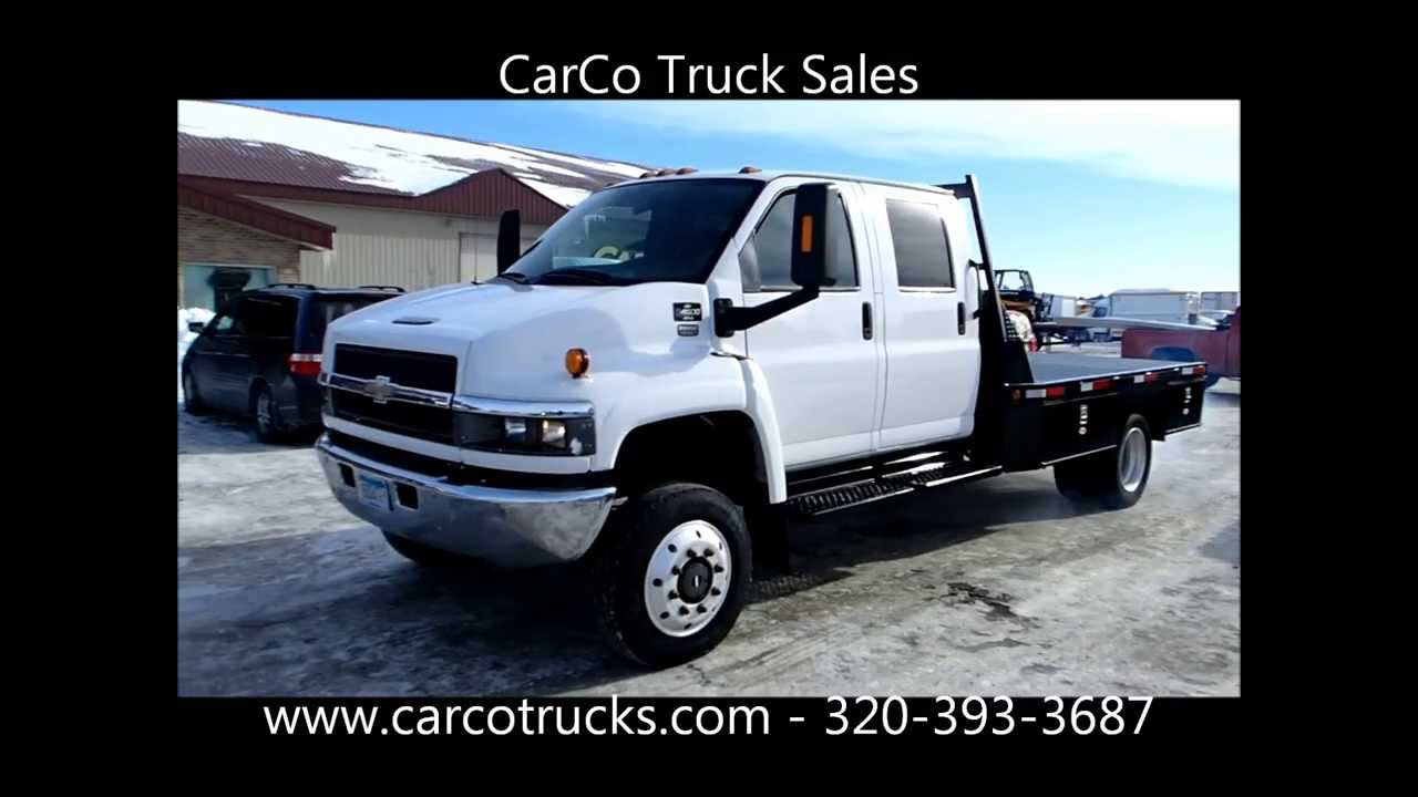 Pictures Of Kodiak C5500 Pickup For Sale