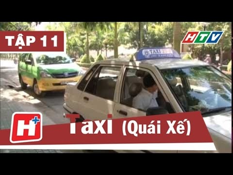 Taxi  Phim hành động Việt Nam  Tập 11