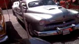 Exibicion De Autos Clasicos Y Muscle Cars En San Luis