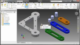 Inventor 2011 Assembly Enhancements