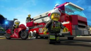 Lego City Hasi�i: V�etci zasahuj�