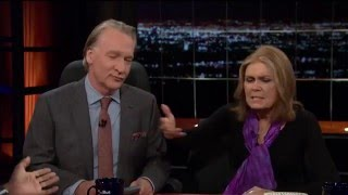 Real Time with Bill Maher: Gloria Steinem and Erin Brocovich