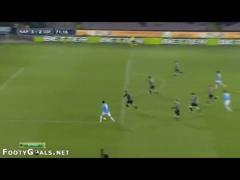 Napoli vs Udinese 3-3 | All Goals & Highlights | Serie A | Pandev, Fernandez Gol | 7.12.2013