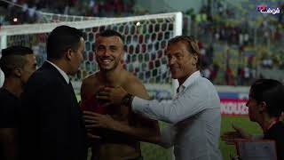 بهذه الطريقة كسب رونار تحدي مشاركته الأولى في كأس العالم رفقة المنتخب المغربي |
