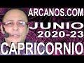 Video Horóscopo Semanal CAPRICORNIO  del 31 Mayo al 6 Junio 2020 (Semana 2020-23) (Lectura del Tarot)