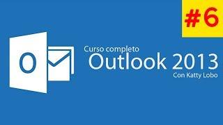 Outlook 2013: Creacion y configuacion de reglas
