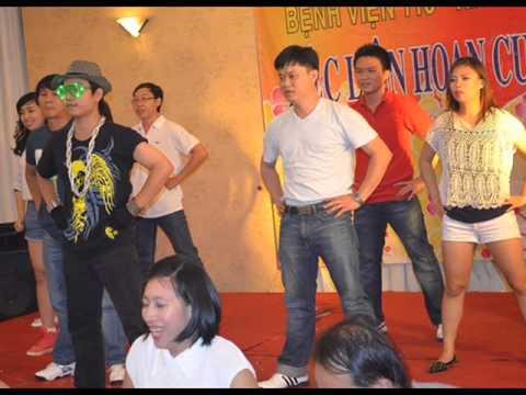 Gangnam style Việt Nam - Bác sĩ sáng tác lời Việt