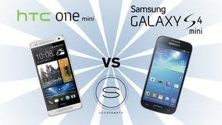 HTC One Mini vs Samsung Galaxy S4 Mini karşılaştırma