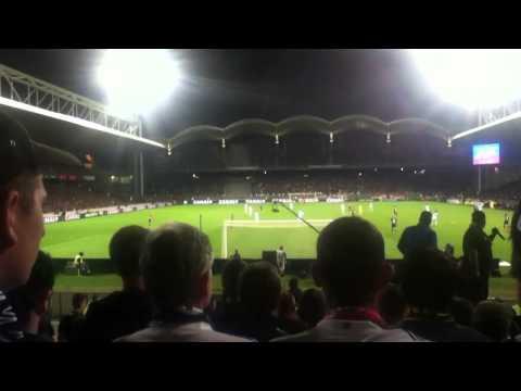 OL/PSG 1-0 (13/04/14): Les joueurs ENFIN récompensés pour un Gerland comblé !