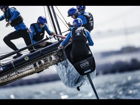 The Pathway to the America's Cup - the Red Bull Youth America's Cup