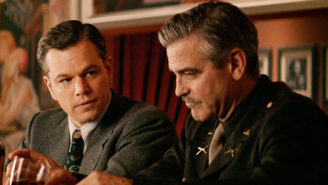 george clooney war movies