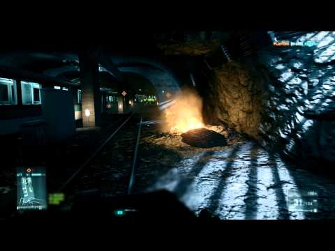 Battlefield 3 - Multiplayer Gameplay HD 1080p montage - 2 - 12min