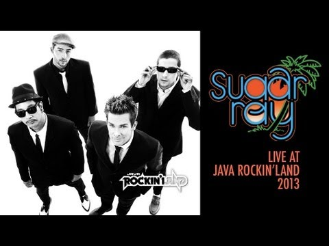 Sugar Ray Live at Java Rockin'land 2013 - YouTube