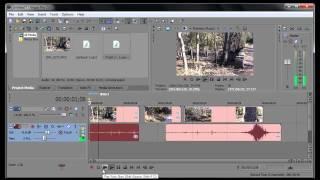 Sony Vegas Pro 10 Tutorial Parte 2 (Principiantes, Medio