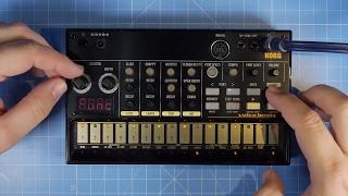 🎵 Korg Volca Beats - Cheap Drum Machine