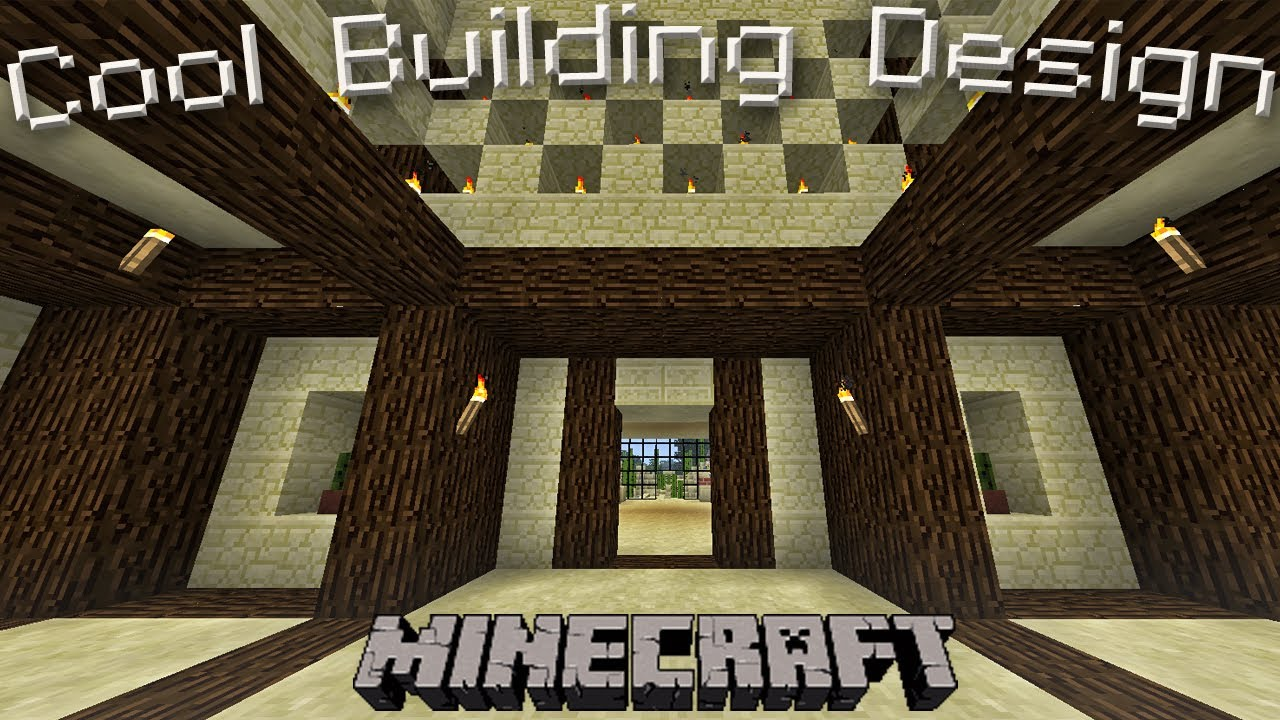 Minecraft How To Build Cool Buildings And Houses YouTube