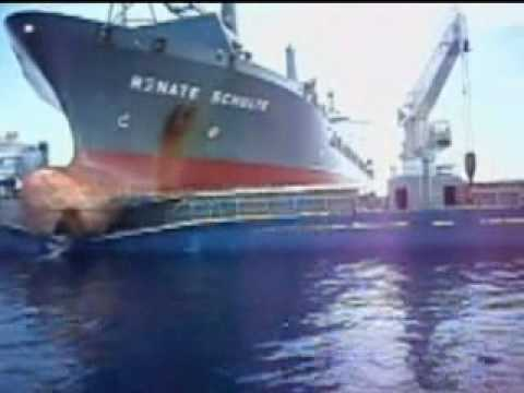Turkey - Collision between two vessels