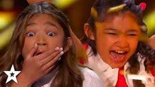 AMAZING Performances By Angelica Hale On America's Got Talent!   Got Talent Global