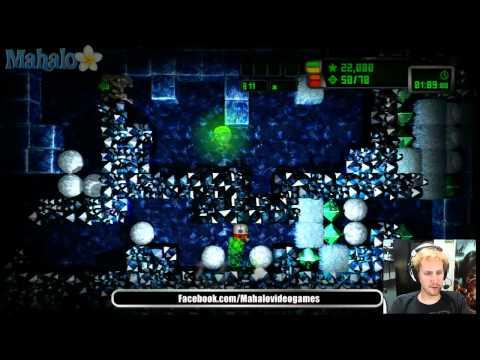 Boulder Dash XL - Arcade Cave 24