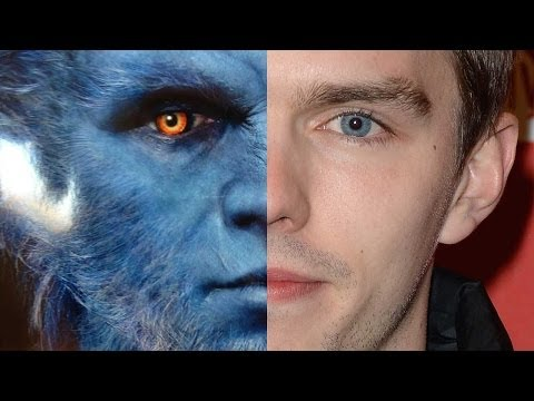 XMen Days of Future Past Beast Transformation Explained