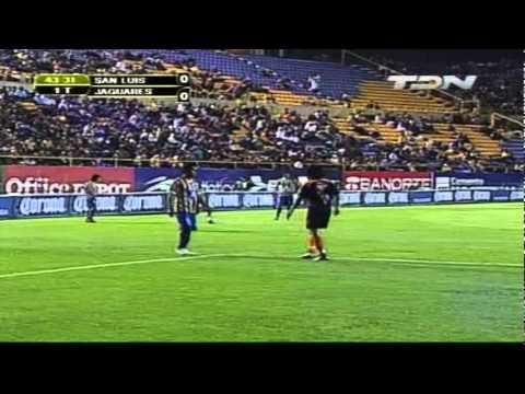 San Luis 0-0 Jaguares c2011 J09 05mar