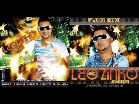 MC LEOZINHO DO RECIFE - FUNK 2013 CD COMPLETO