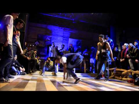 Bboy Night Fever  3vs3  Battle