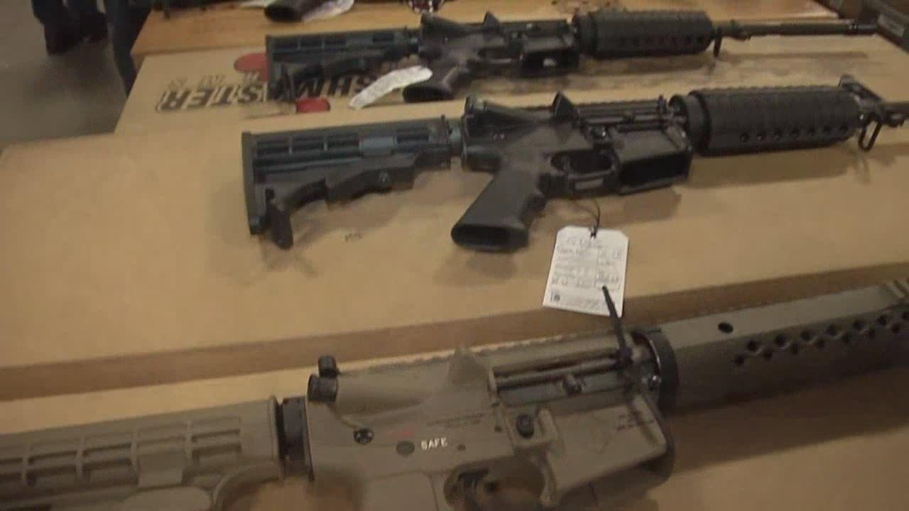 Gun laws in Mexico