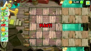 Plants Vs. Zombies 2: It's About Time Part 23